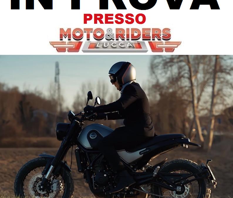 Nuova Benelli Leoncino 500 , Vi invitiamo a provarla
